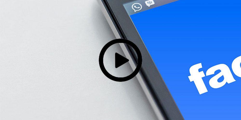 Prima visione Facebook video